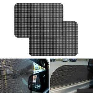 2-Shading-Film-Car-Window-Side-Sun-Shade-Cover-Electrostatic-Adsorption-Sticker
