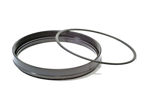 Metal Rotating Filter Ring and Retainer 77mm