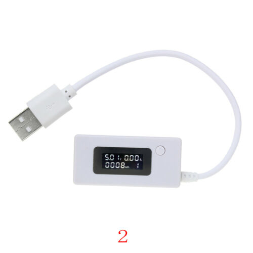 Mobile Power Module Voltage Current Tester USB Load Battery Charge Measure