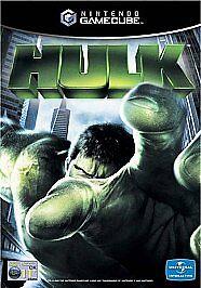 Hulk-Nintendo-GameCube-2003-Works-great-ORIGINAL-CASE-AND-GAME