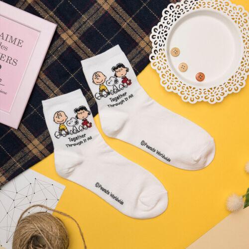Womens Snoopy Dog Cute Novelty Cartoon Cute Socks