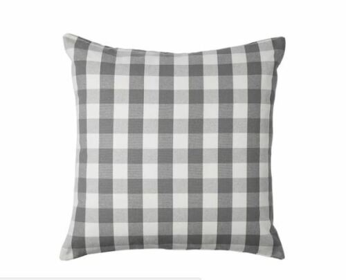 New IKEA SMANATE Cushion cover White//grey and White//pink 50x50 cm