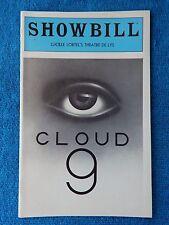 Cloud 9 - Theatre De Lys Playbill - July 1981 - Dom Amendolia - Concetta Tomei