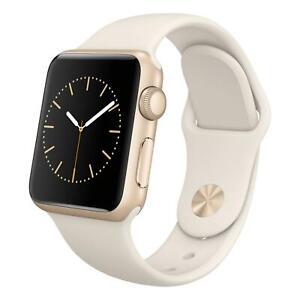Apple-Watch-Series-2-38mm-Gold-Aluminum-Case-White-Sport-Band-Smartwatch