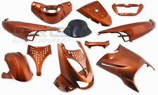 Verkleidung Verkleidungsset 11 Verkleidungsteile in Orange Aprilia SR SR50 SR125