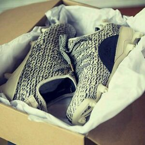a7da36616 Adidas Yeezy 350 Cleats Turtle Dove Men size US 12 NEW 100 ...