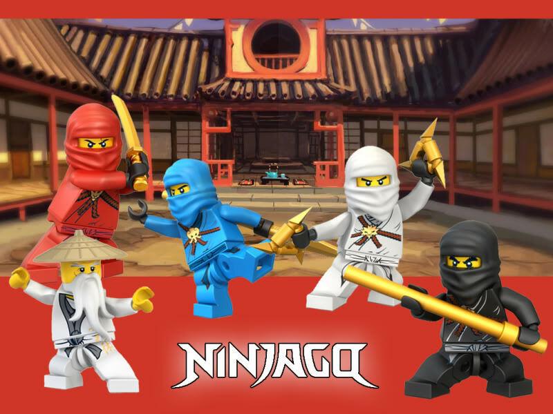 LEGO NINJAGO Promo Sets zum Aussuchen Kai Jay Cole Zane Dragon