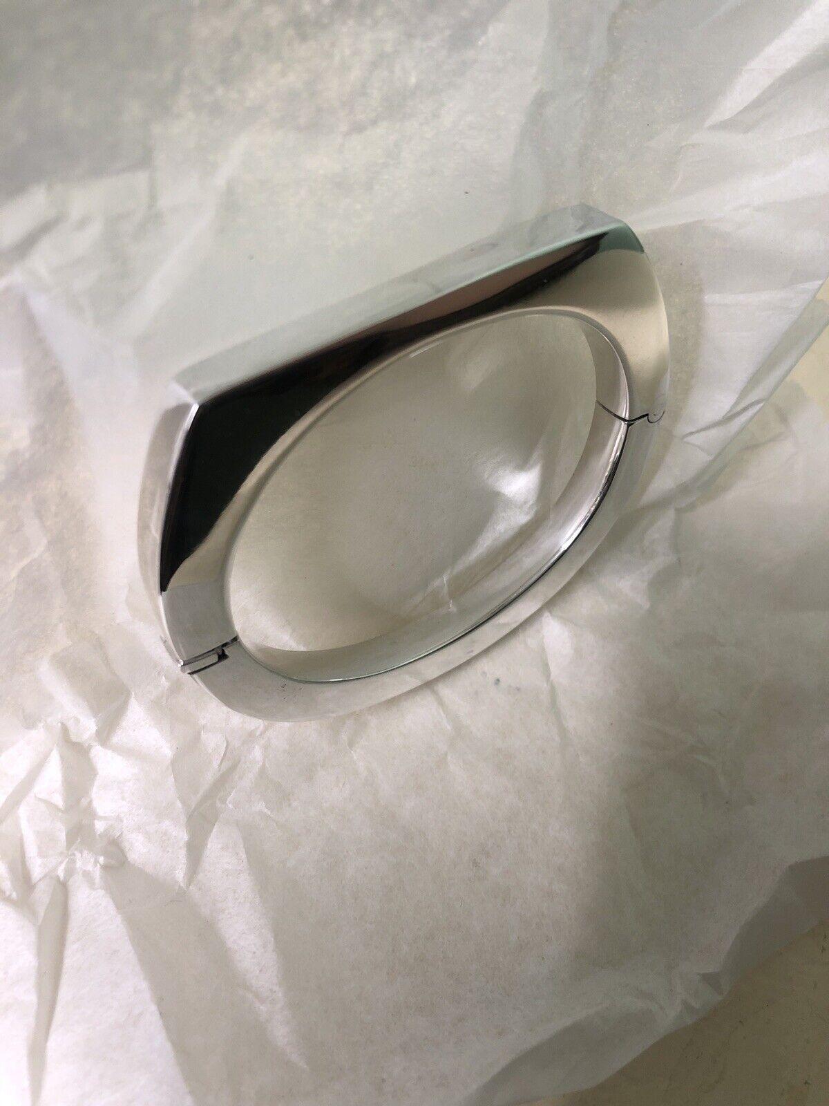 Sterling Mid Century Modern Bracelet Rare - image 2