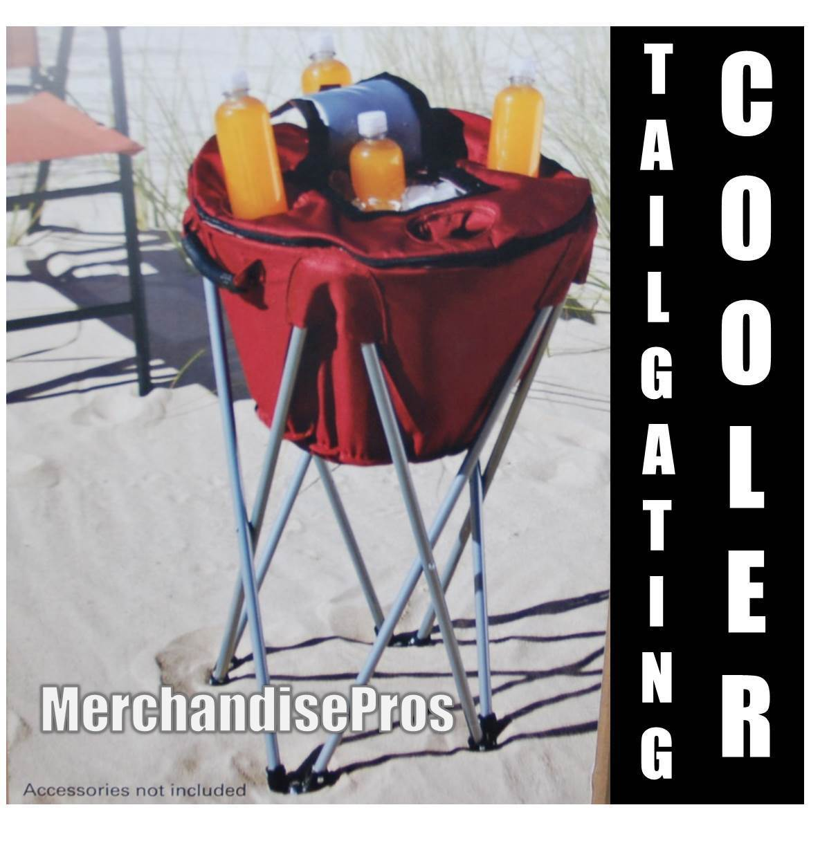 INSULATED 48 CAN COLLAPSIBLE TAILGAITING TAILGAITING TAILGAITING PORTABLE PARTY COOLER & CARRY BAG NEW 9f2b31