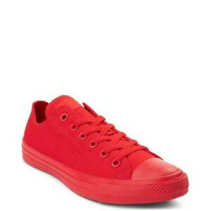 basket converse rouge