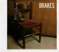 (GT356) Brakes, Hold Me In The River - DJ CD