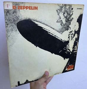 LED-ZEPPELIN-034-I-034-1971-VINYL-COLLECTION-GOOD-CONDITIONS