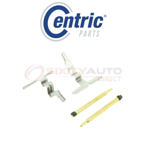 Centric Disc Brake Hardware Kit for 2005-2011 Mercedes-Benz SLK350 3.5L V6 uy