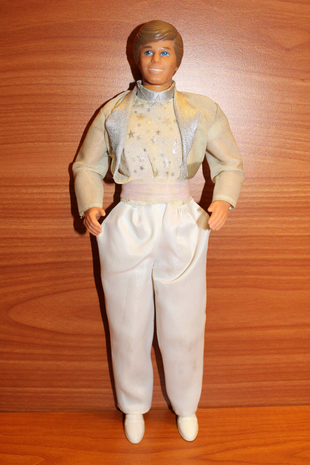 KEN  SUPERSTAR  MATTEL INC 1988 SPAIN
