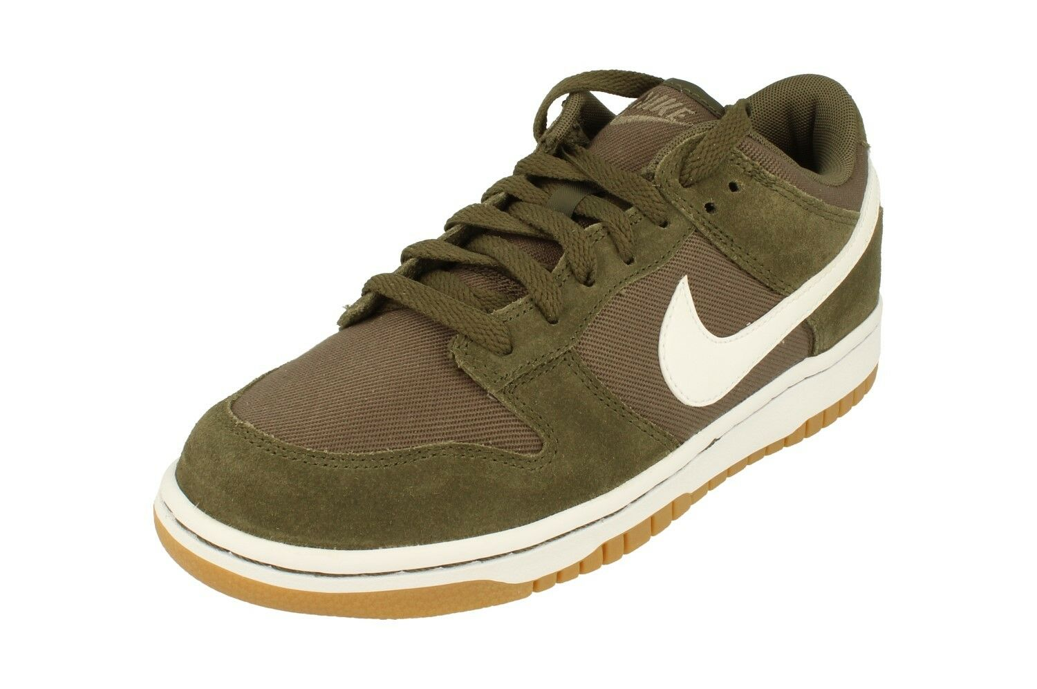 Nike Dunk Low Canvas Mens Trainers Aa1056 Sneakers Shoes 300