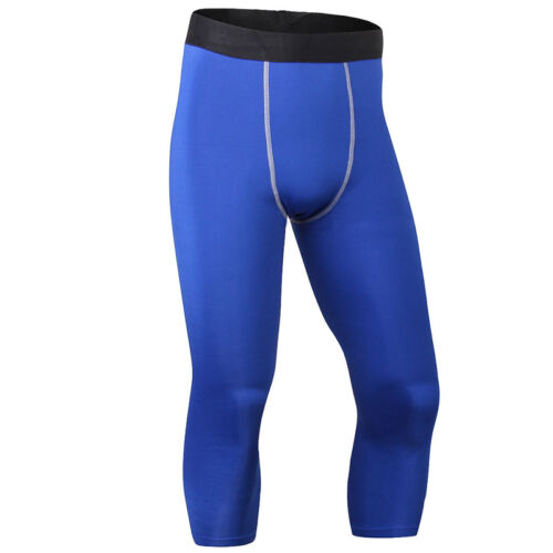 Men/'s Compression Base Layers Pants Leggings Fitness GYM Sports Running Trousers