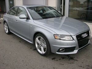 Details about AUDI A4 B8 S4 RS4 S-LINE - SIDE SKIRTS NEW! TUNING!