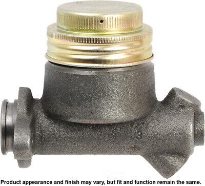Brake Master Cylinder Cardone 10-2918 Reman