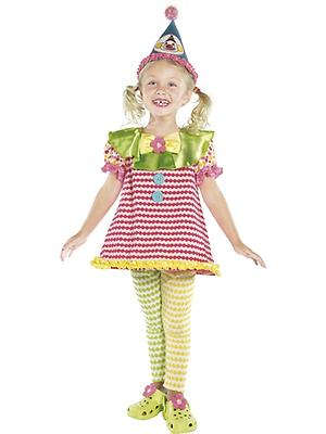 * Svendita! * Clown Cutie Ragazza (smiffys) Costume S, M-mostra Il Titolo Originale