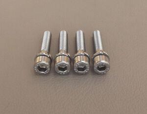 Kawasaki-KZ750-LTD-H1-H2-H3-1980-1982-Handlebar-Clamp-Bracket-Bolts-Stainless