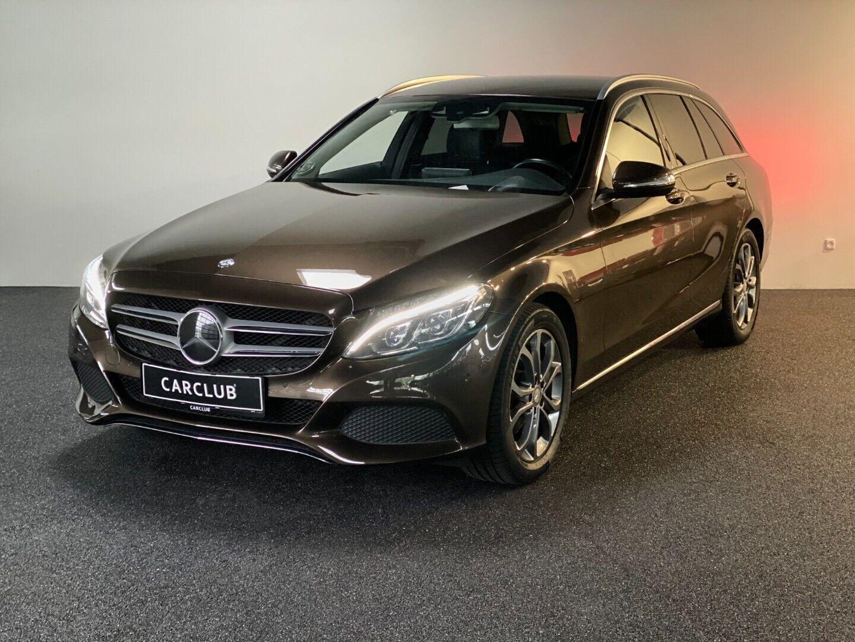 Mercedes C220 2,2 BlueTEC Avantgarde stc. aut. 5d - 239.900 kr.