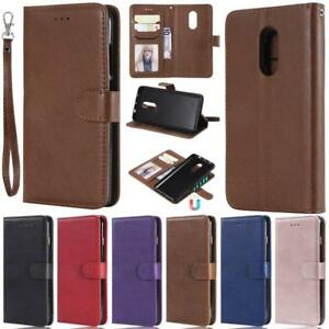 Detachable Wallet Leather Flip Cover Case For Xiaomi 9T Redmi K20 Note 7 Note 6