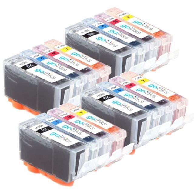 16 Cartouches d'encre (Set) pour HP Photosmart D5460 B209c C309n C6380 B110e