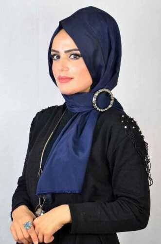 T3890 praticamente SCIARPA VELO Tokali türban Esarp Sal tesettür Hijab Khimar