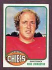 1976 Topps Mike Livingston #436 Football Card