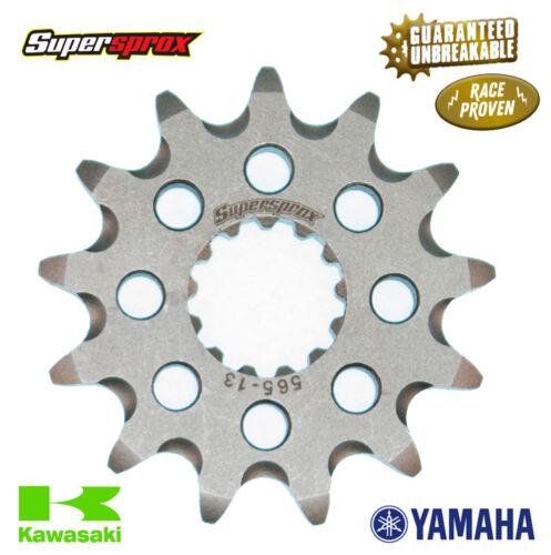 Supersprox Front Sprocket - Yamaha YZ YZF WRF Kawasaki KX 13T