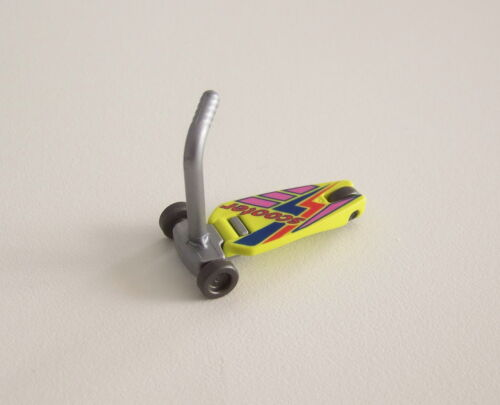 PLAYMOBIL Trottinette Patinette Skate Board avec Manche 1513 ENFANTS