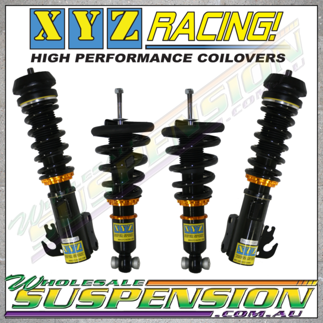 XYZ Racing Super Sport Coilovers Fits FORD FALCON FG 2008 - On