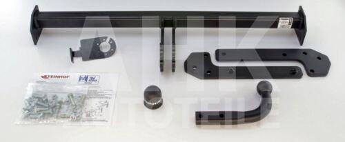 Für Suzuki SX4 S-Cross ab 13 Anhängerkupplung starr+ES 13p uni Kpl AHK