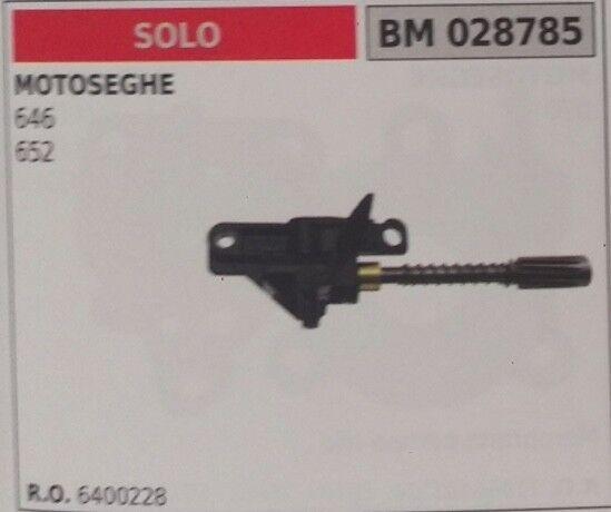 6400228 Bomba de Aceite Completo Motosierra Solo 646 652