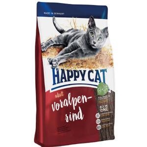 Happy Cat Adulte Pre-Alpine Bétail Hcav Chats Tous Mûres Croquettes Plus Grandes