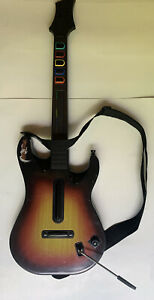 Guitar Hero World Tour Orange Controller  PS3 PS2 - NO DONGLE Model: 95451.805