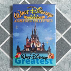 Walt-Disney-24-Classics-Movie-Collection-Lot-DVD-12-Disc-Box-Set-Fast-Shipping