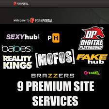 Brazzers+Pornohub+pornportal 9 sites -FAST DELIVERY