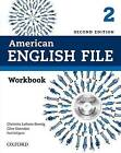 American English File: Level 2: Workbook with iChecker by Oxford University Press (Mixed media product, 2013)
