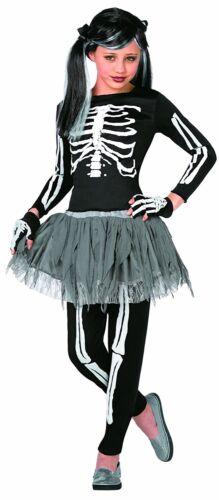 Blanc squelettefilles tailledéguisement halloween costume