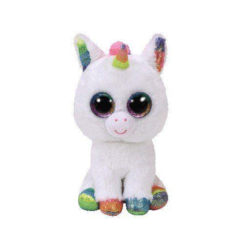 5ae38cefa65 Ty 36852 - Beanie Boo Pixy The Unicorn 15cm for sale online