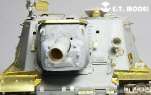 PE for WWII German KING TIGER Henschel Turret)Basic, E35-259, 1:35 ETMODEL