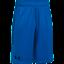 Under Armour Boys Shorts Instinct Black Blue Sizes M XL