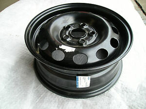 Ford-Galaxy-New-Steel-WHEEL-Assy-1994-06-models-genuine-Ford-part-1121346