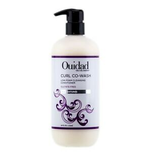 ouidad curl co wash low foam cleansing hair conditioner 16