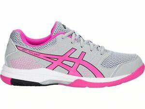 Details about Asics Gel Rocket 8 Women's Indoor Court Shoes Badminton, Squash, Volleyball,