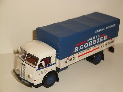 Die cast 1//43 Camion Truck Panhard Movic R.Cordier by Ixo