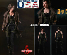 1/6 Resident Evil Alice Figure Full Set For Milla Jovovich The Final Chapter USA