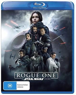 Star Wars 3 9 2016 Rogue One A Star Wars Story New Au Rgb 2d Blu Ray Ebay