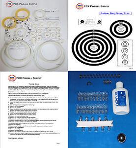1978 Williams Contact Pinball Machine Tune-up Kit